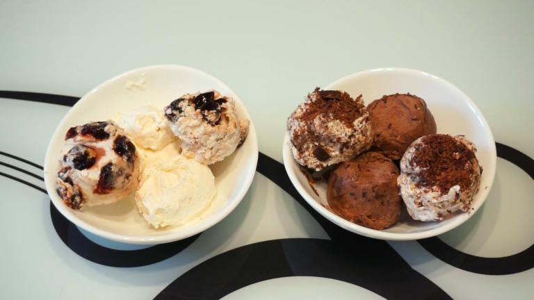 4 - Înghețată de Casă cu 4 Arome